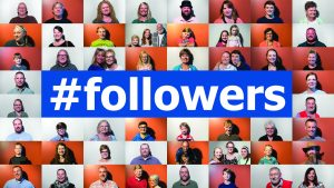 #followers