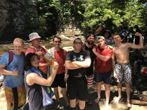 2017 - Jr Sr High Camp - 5