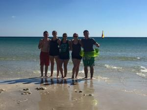 2016 - Sr High Beach Retreat - 9